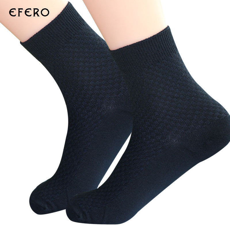 1Pair Fashion Men's Long Socks For Men Compression Socks Calcetines