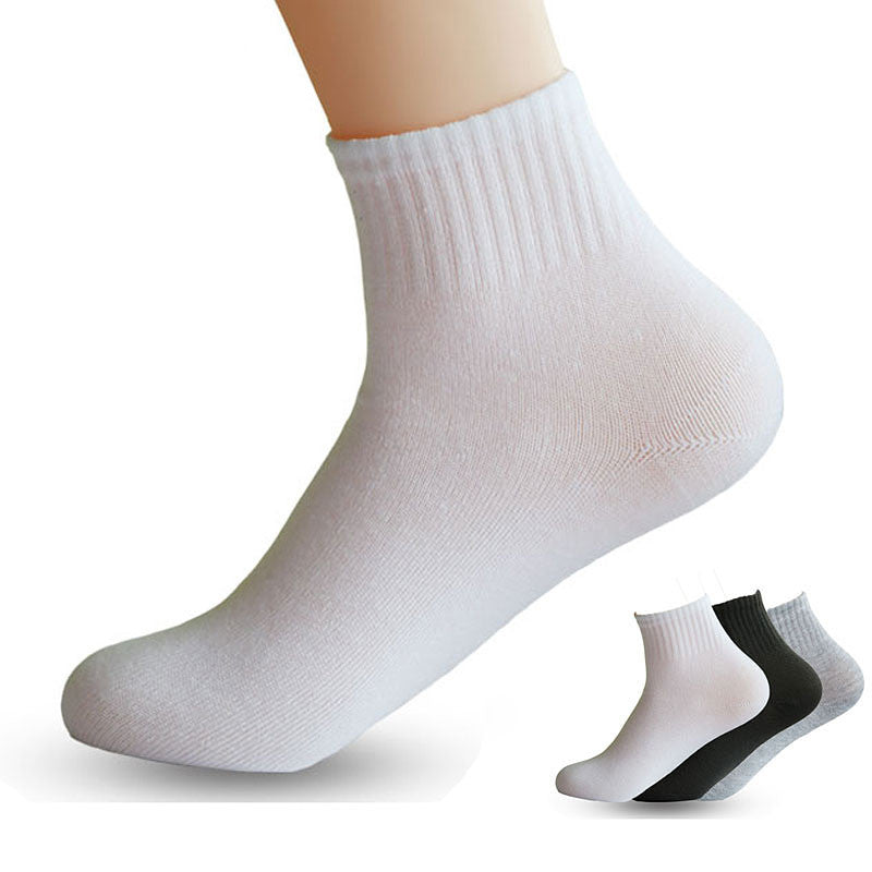 1Pair Calcetines Hombre Compression Socks Mens Dress Ankle Socks Meias