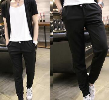 2016 Spring Summer mens skinny sweatpants Casual brand Hip Hop Dance
