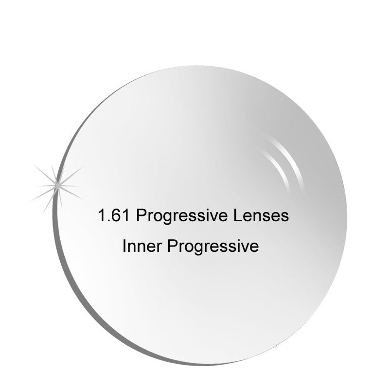 1.61 Inner Prescription Progressive Lenses Free Form Multifocal Lens