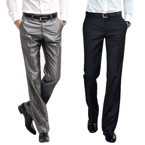 2013 men's clothing male western-style trousers slim western-style