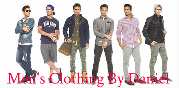Men's Clothing By Daniel