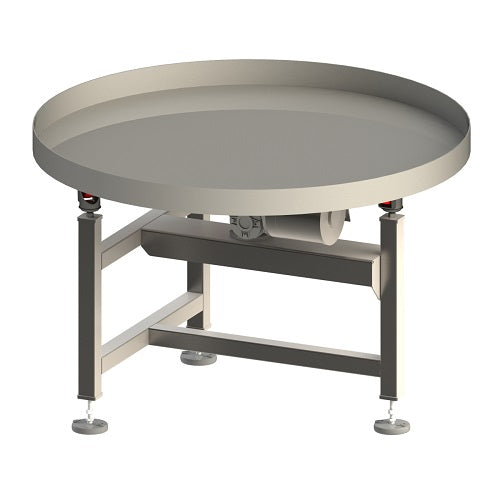 Custom Food Processing Turntable