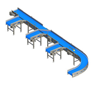 Conveyor with Diverter
