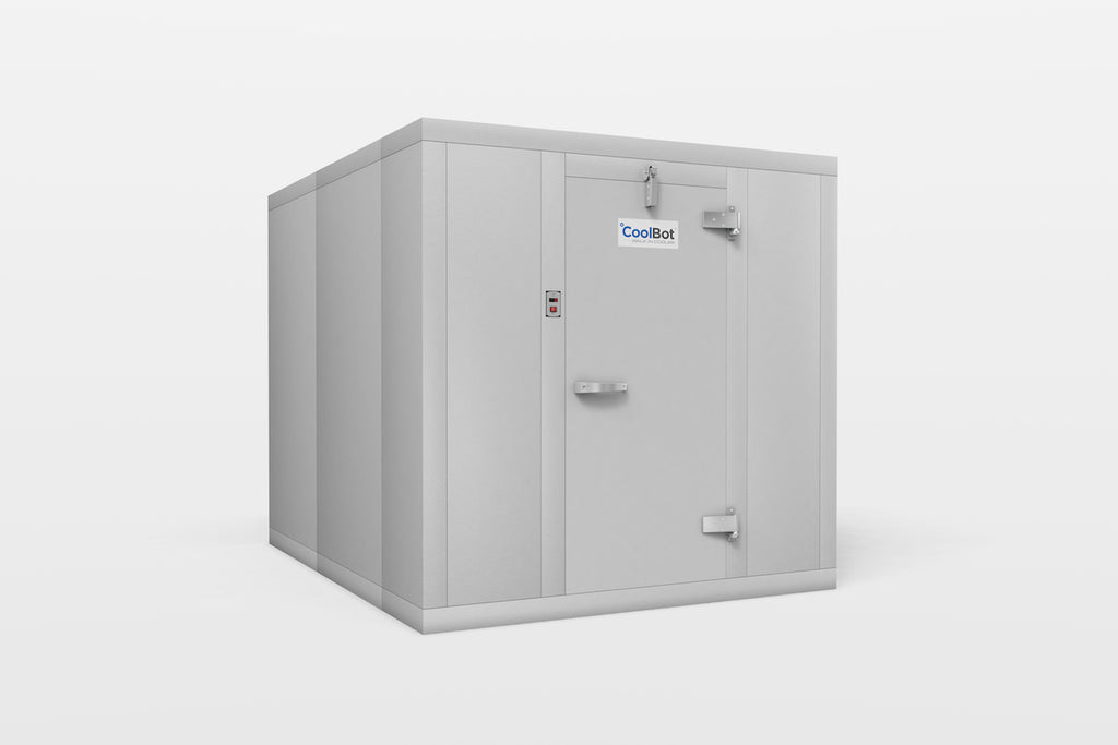 Energy Efficient Walk-In Cooler