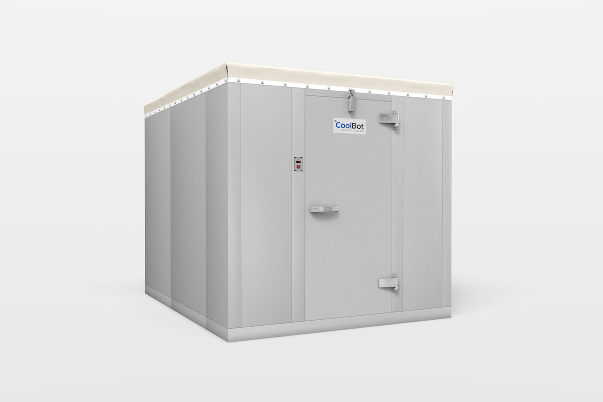 8' x 12' Energy Efficient Walk-In Cooler