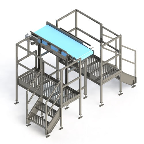 Flat Inspection Conveyor