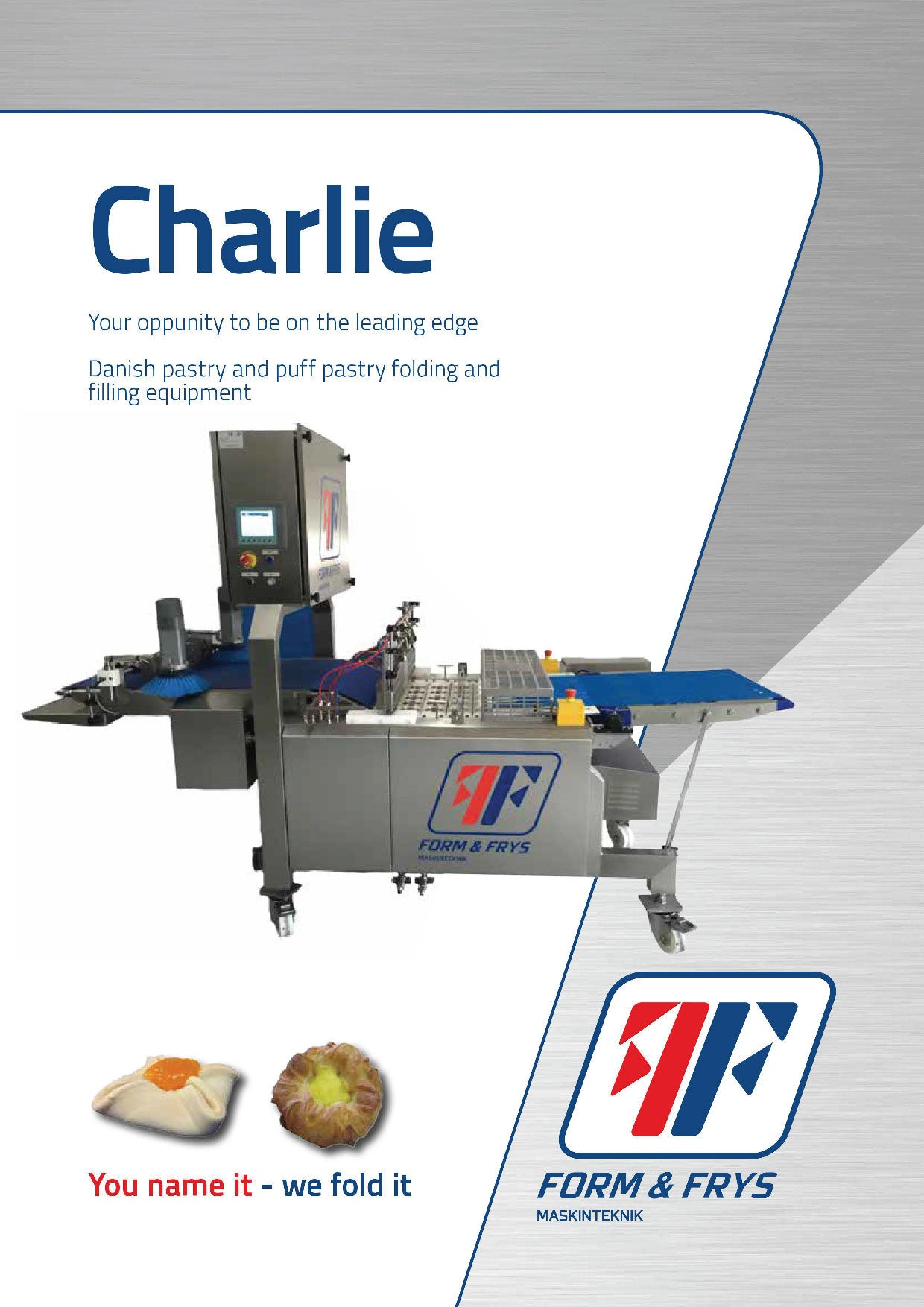 Charlie Dough Folder