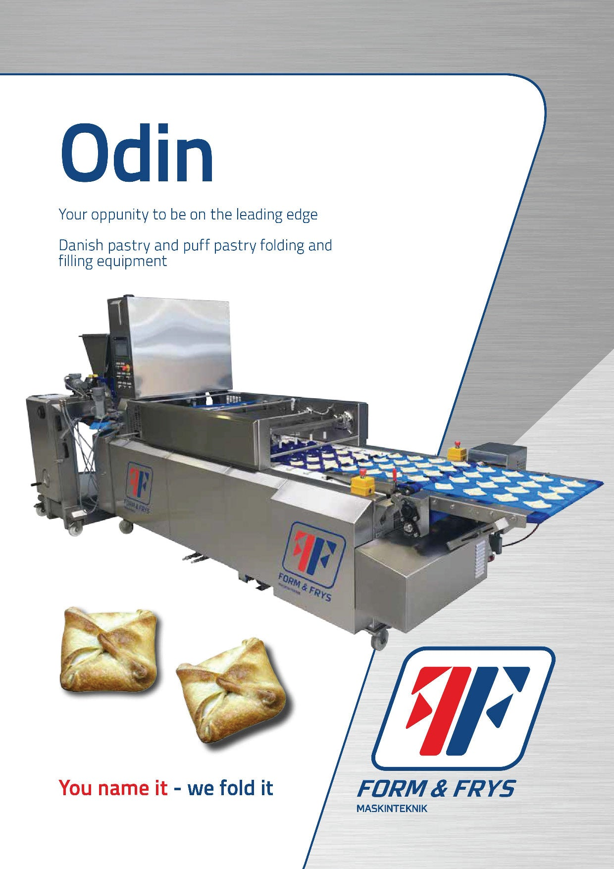 Odin Dough Folder