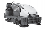 CS7010 Combination Sweeper-Scrubber