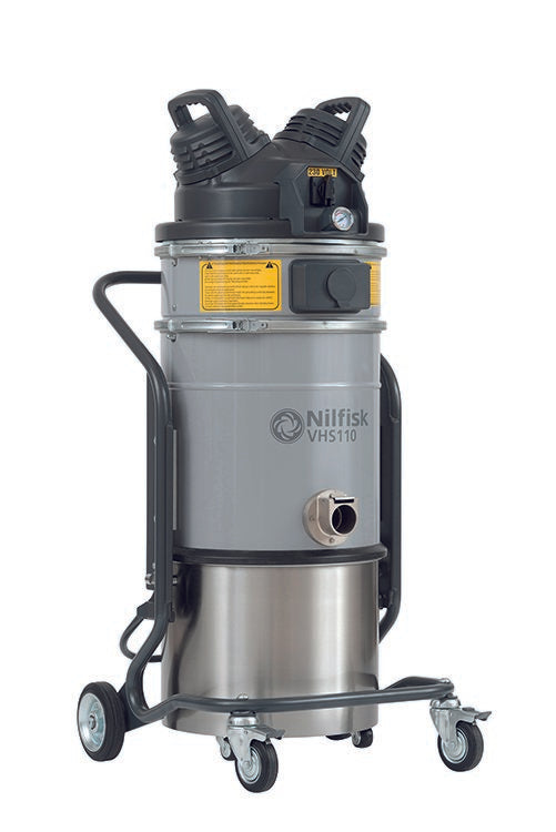 VHS110 Certified Class II Division 2 Vacuum