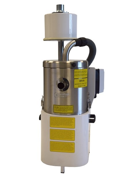 VHW201 Certified Class II Division 2 Vacuum
