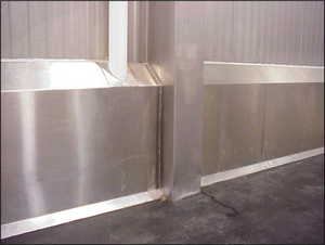Stainless Steel Curbing