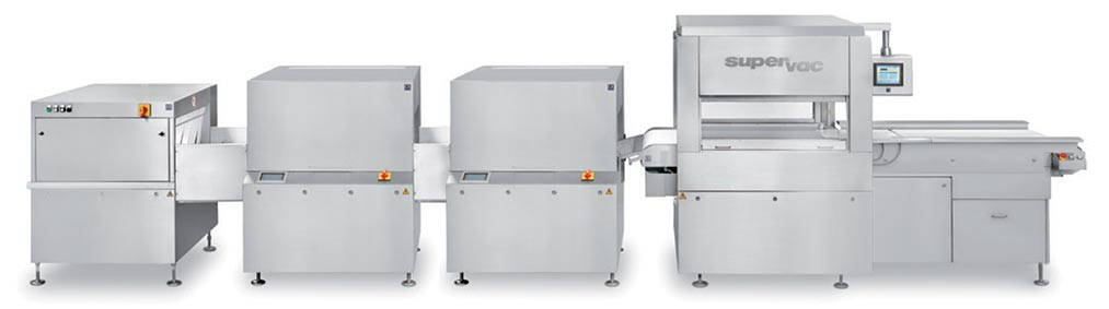 Supervac Vacuum Chamber Packaging Solutions