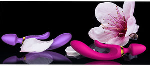Princess  Magic Wand G spot Massager Silicone Sex Toys for Women