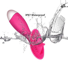 VIP-Lady Pinky's Womanizing  Oral Sex toy with powerful Clitoral Stimulation - USB rechargeable