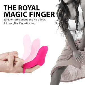 The Royal Magic Finger with Vibration and Remote Control