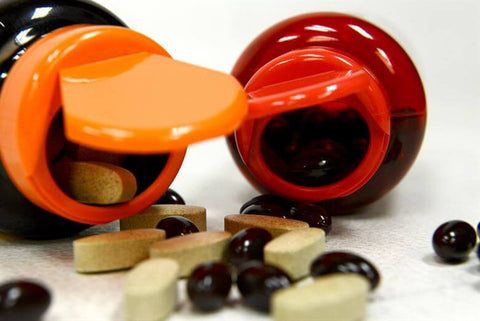 capsules and dietary supplements