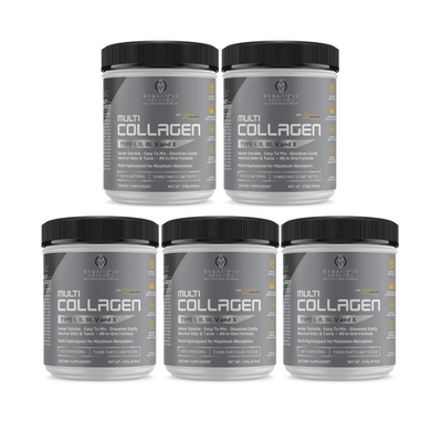 Multi-Collagen Protein Powder 5X