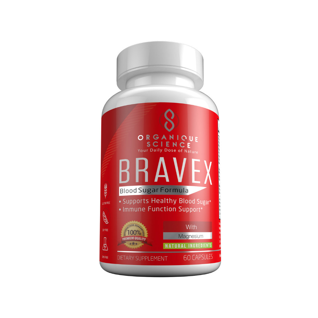 BRAVEX Blood Sugar Support