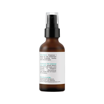 Eye Corrector Serum with Triple Peptides - Organique Science