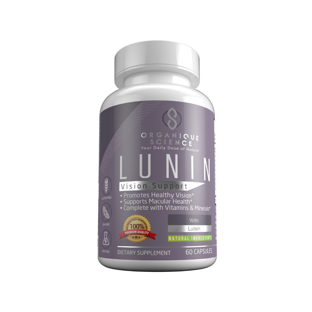 LUNIN Eye Vision Support