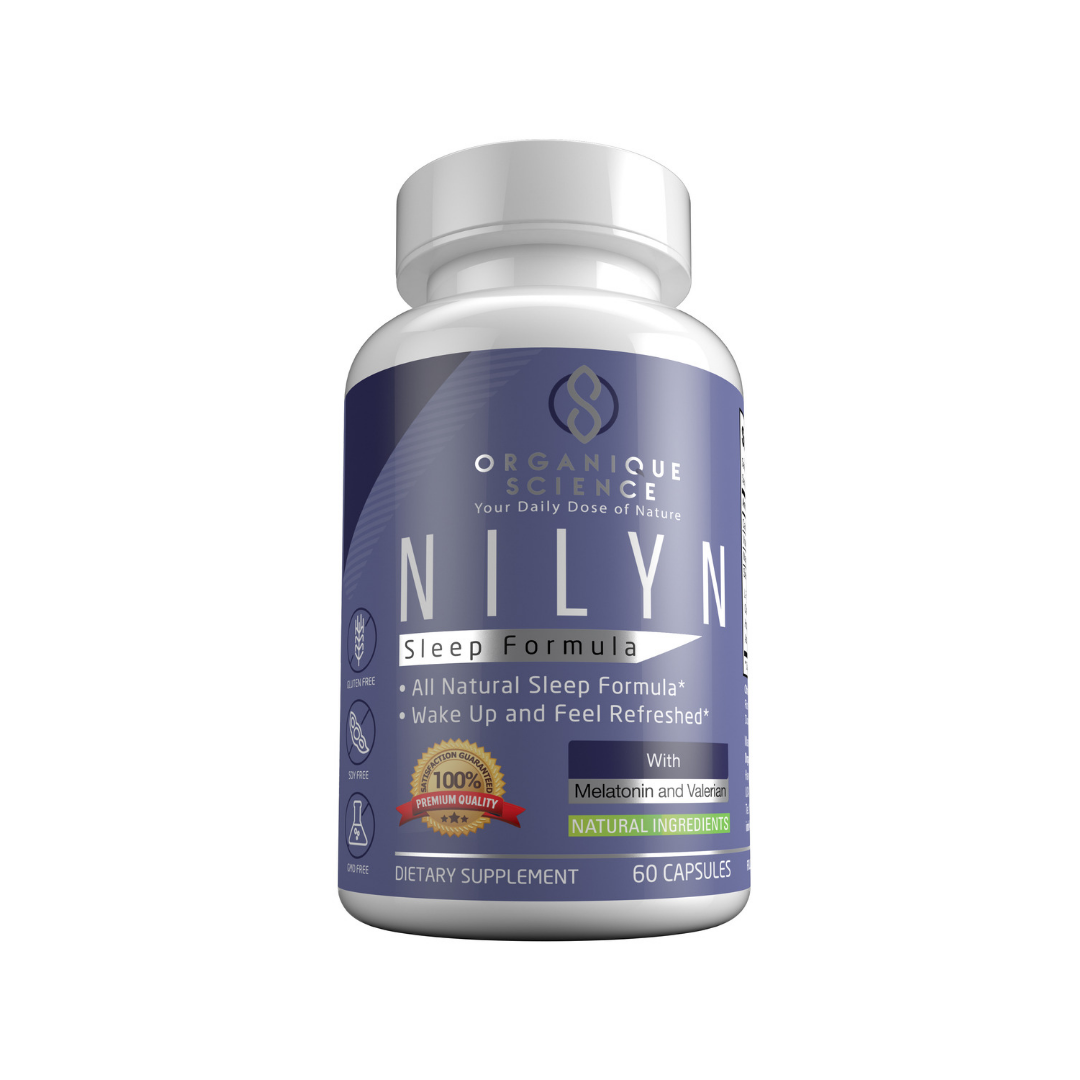 NILYN All Natural Sleep Formula
