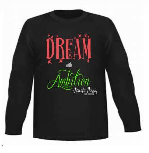 Dream With Ambition Long Sleeve (Youth)