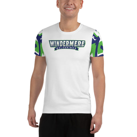 WW All-Over Print Athletic Sublimation T-shirt