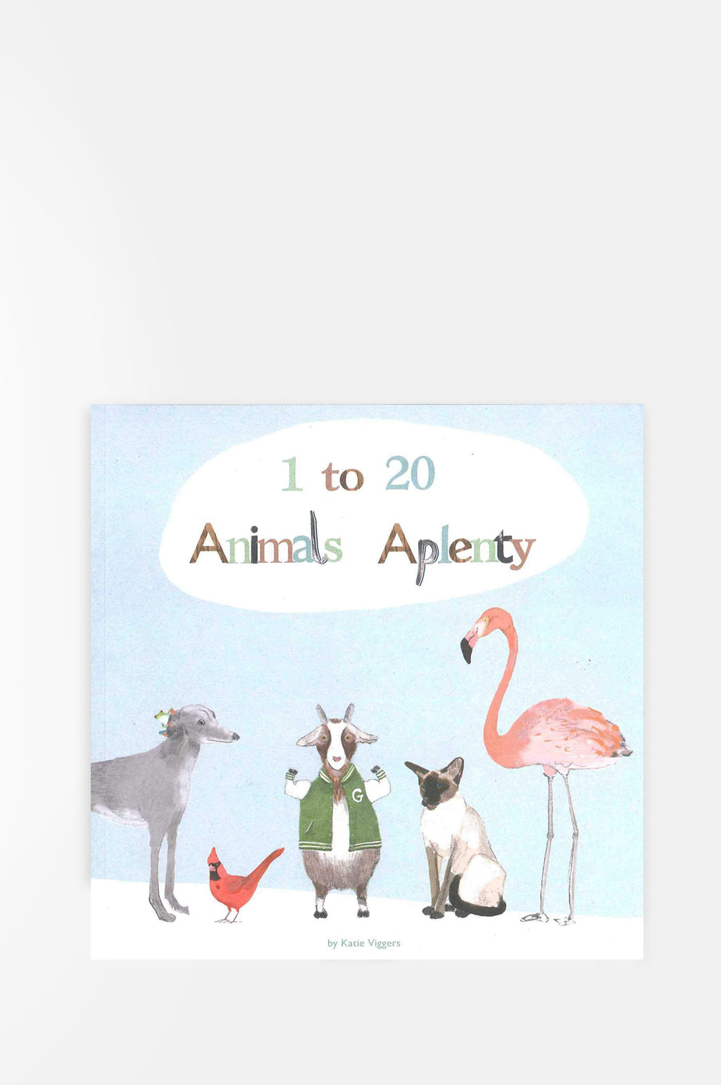 1 To 20 Animal Aplenty