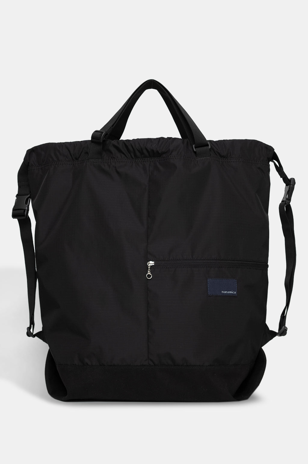 2way Shoulder Bag in Black