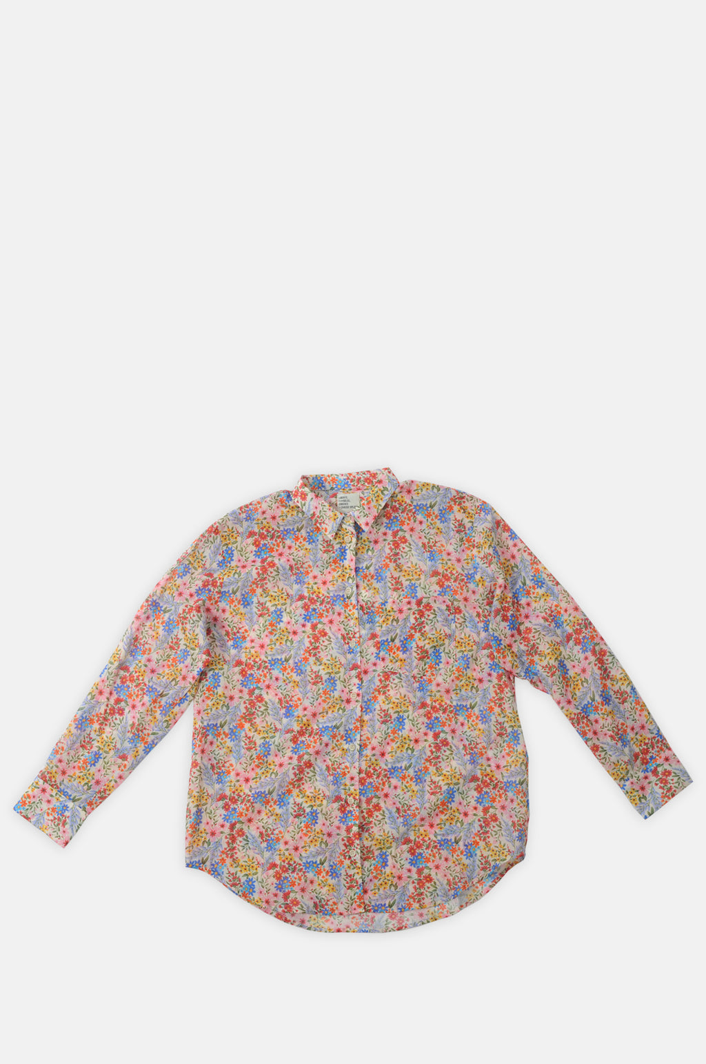 Anita Shirt Multicolour