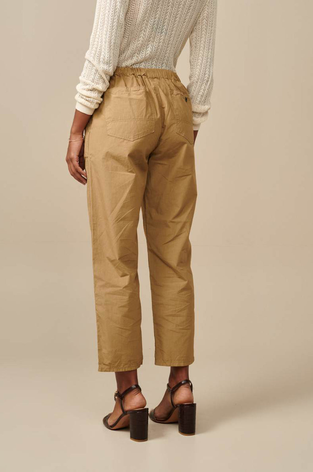 Pizzy Pants in Clay