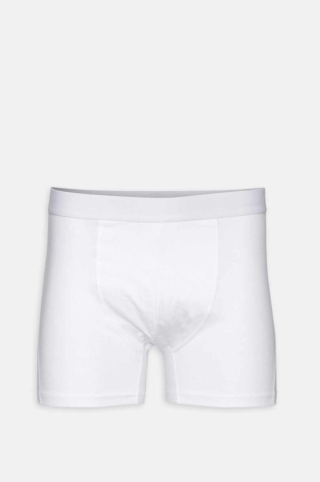 Boxer Briefs in Optical White