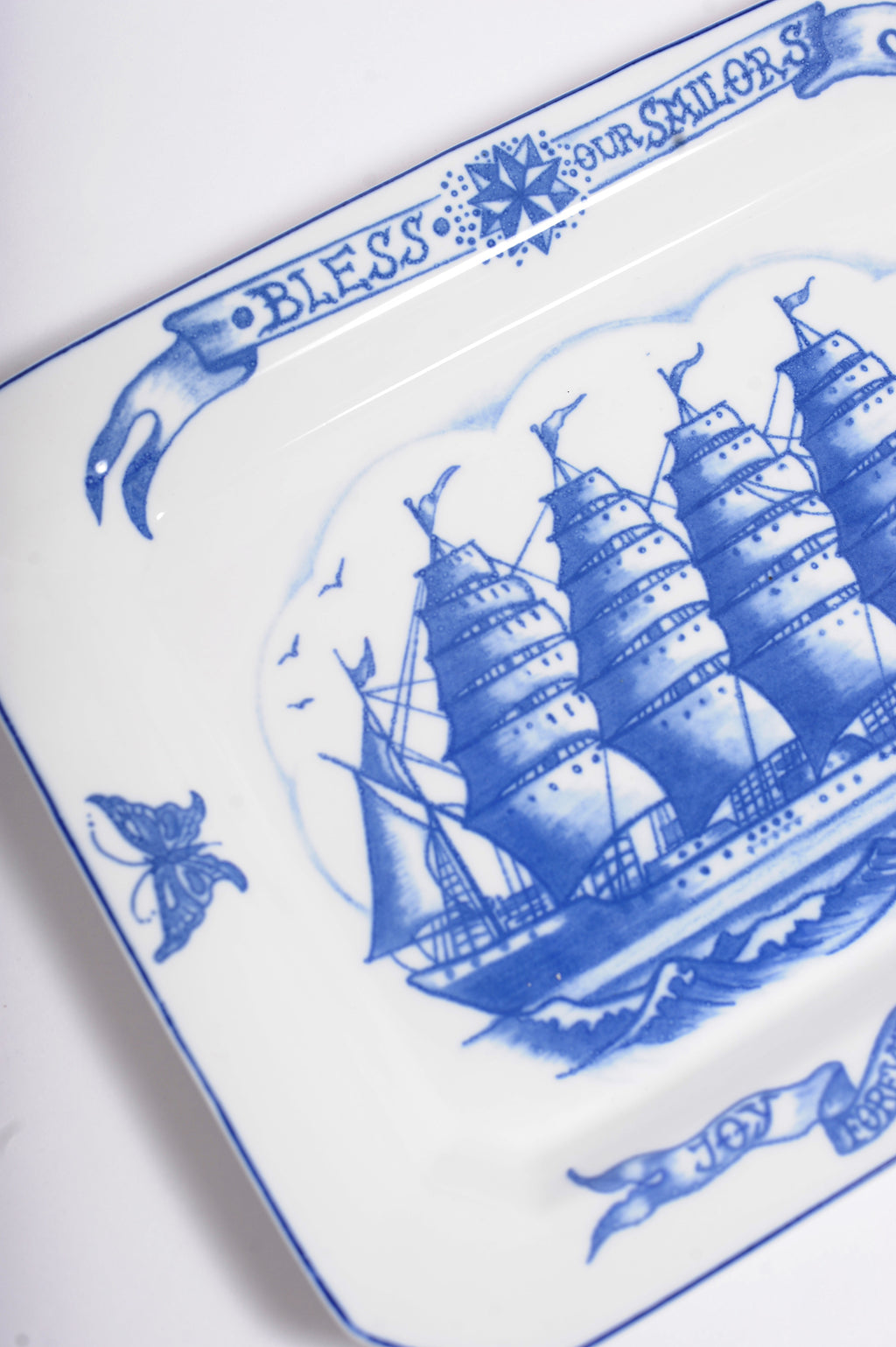 Bless Our Sailors Platter 40cm