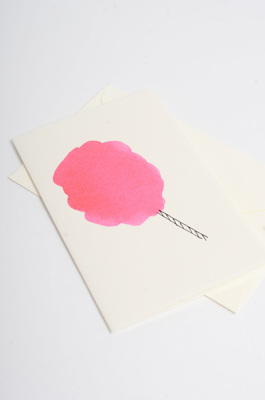 Candy Floss Card