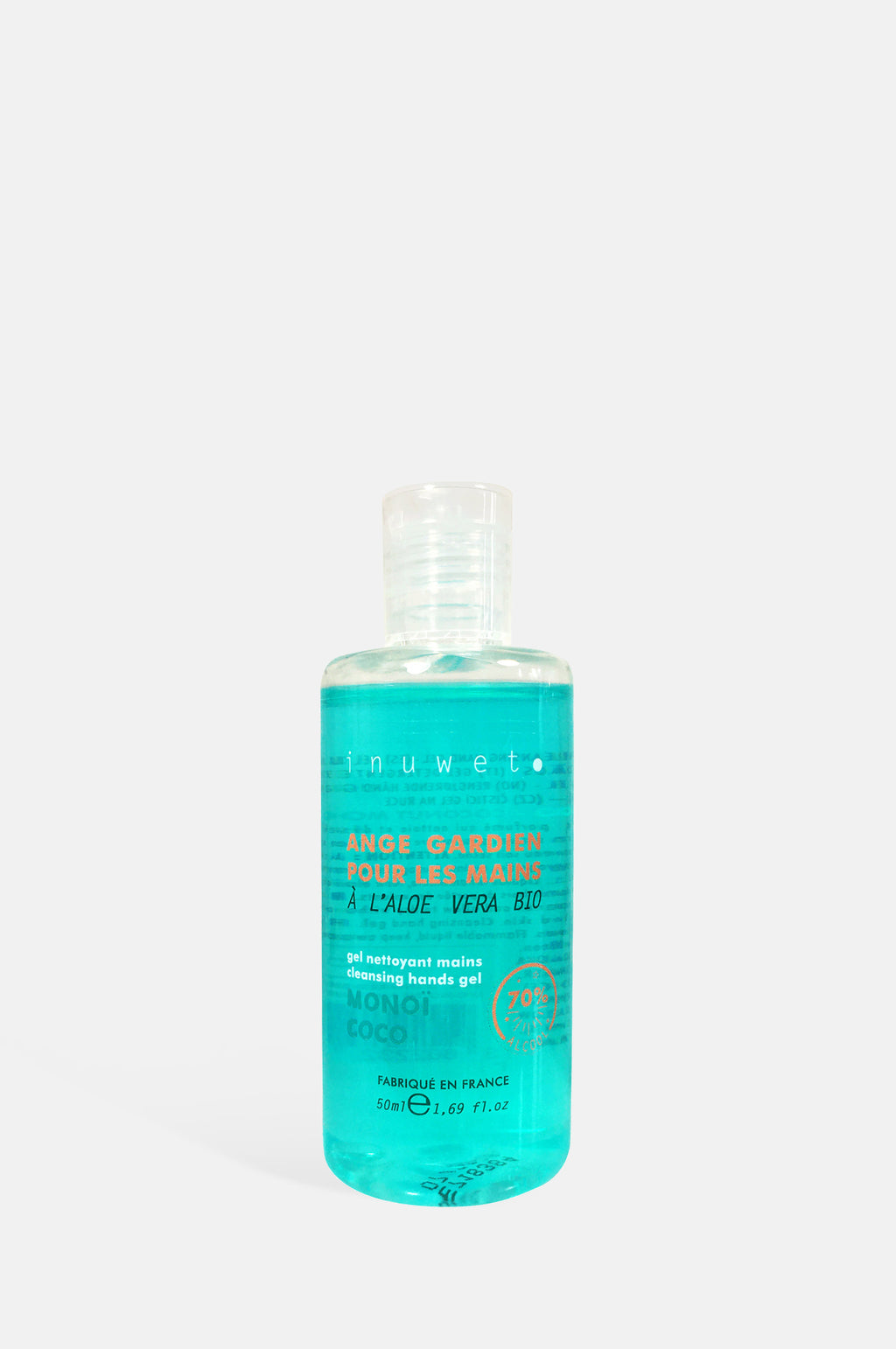 Coconut Cleansing Hand Gel