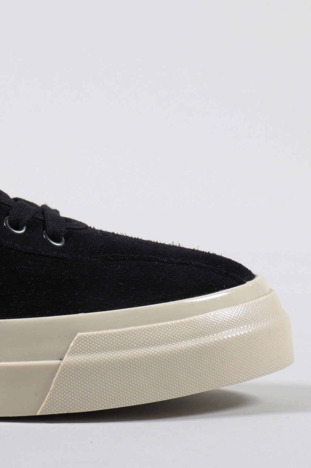 Dellow Suede Sneakers in Black