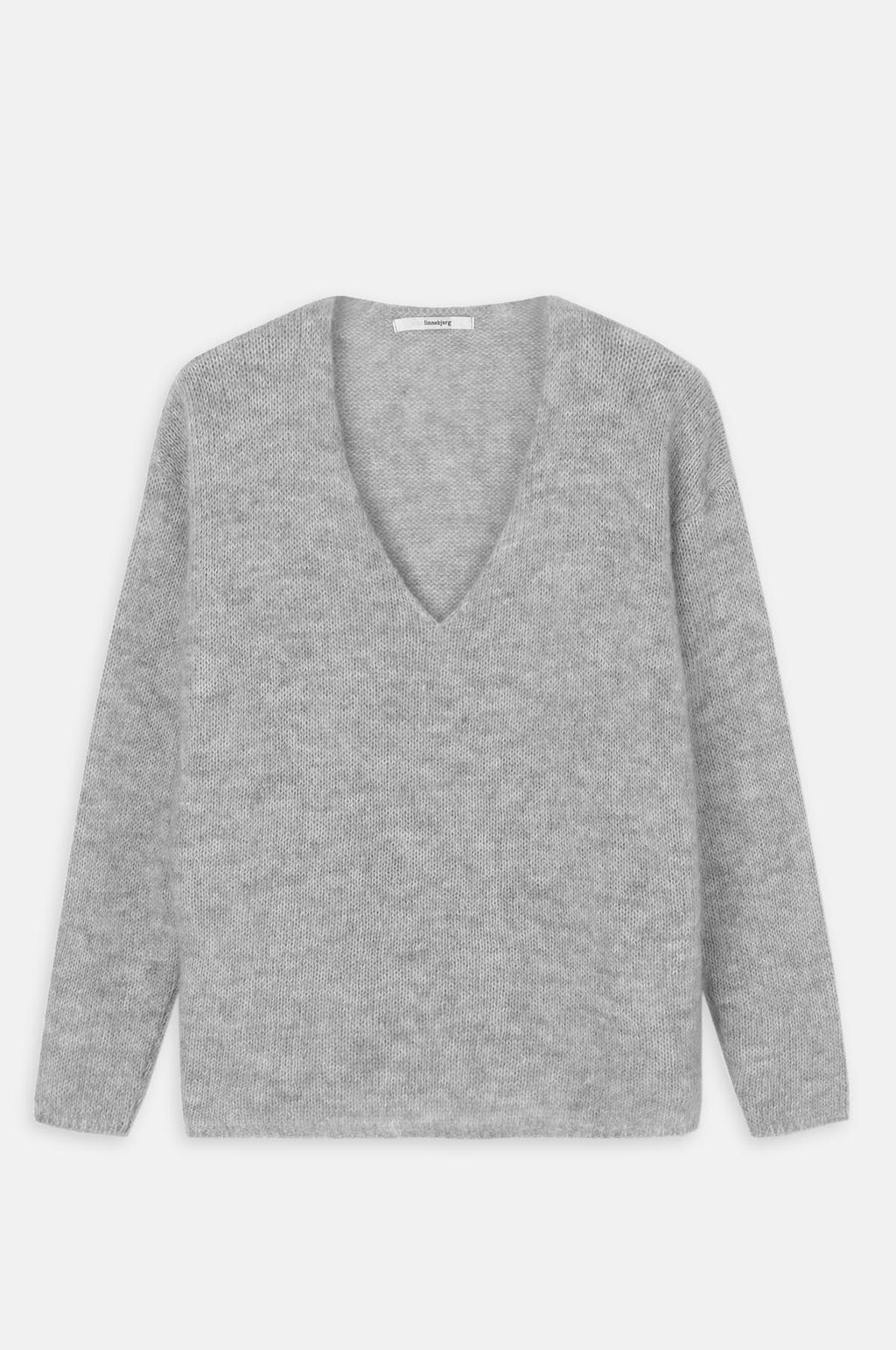 Diana Knit Sweat Grey