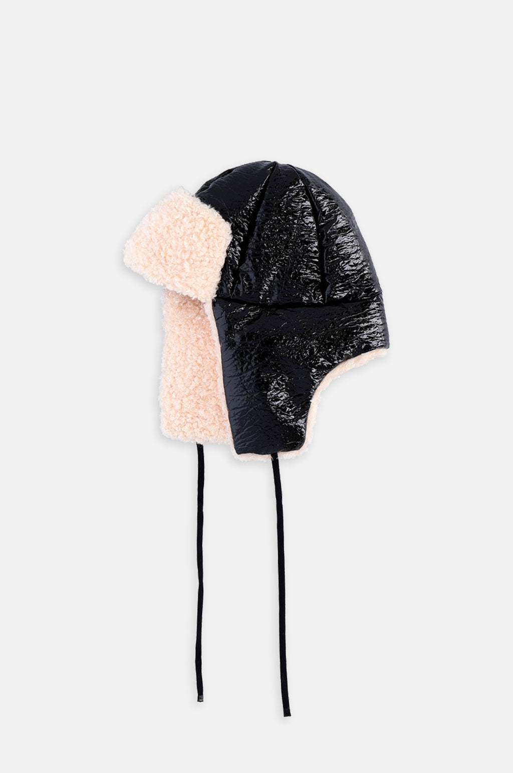 Eco Sheep Hat in Black