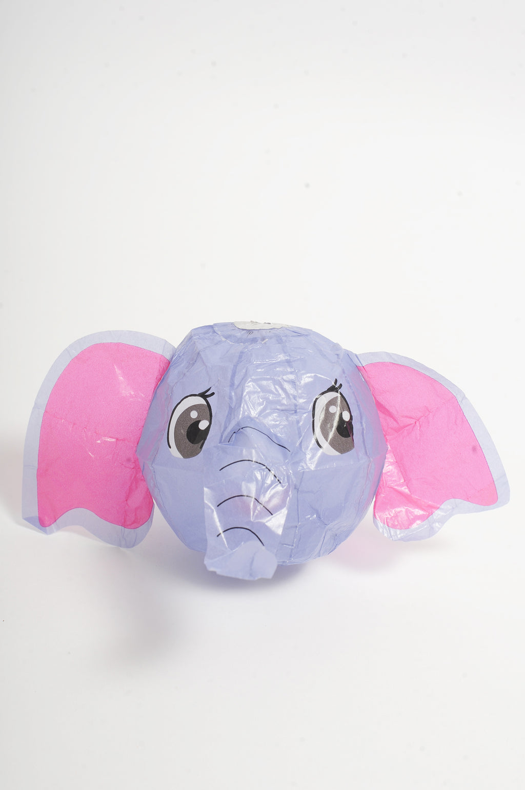 Elephant Paper Balloon Card