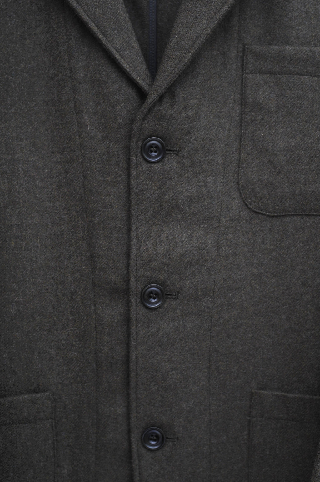 Jobs Jacket in Army Green
