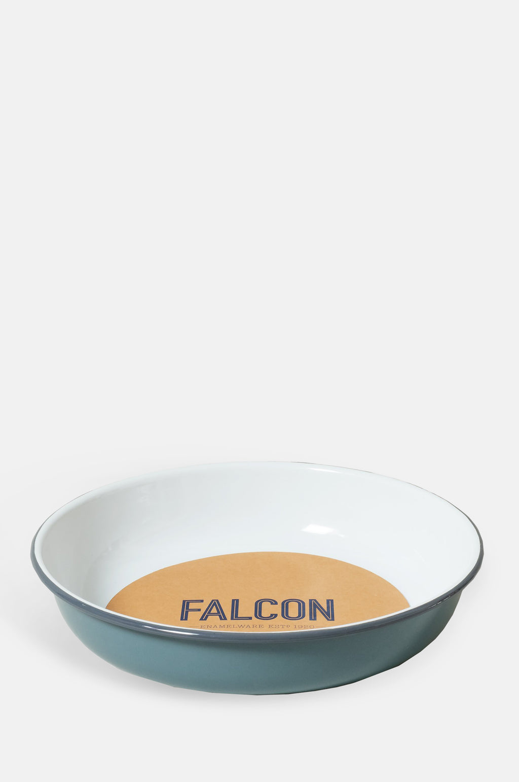 Pigeon Grey Large Salad Bowl