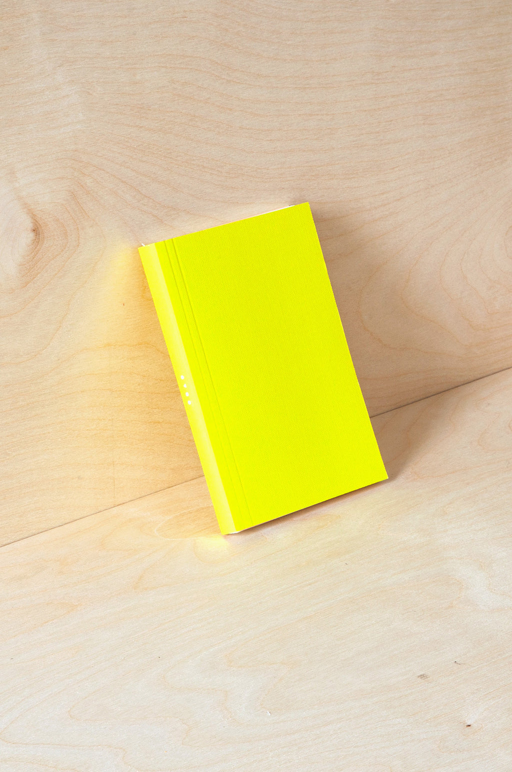 Pocket Layflat Week Planner Yellow/Pink