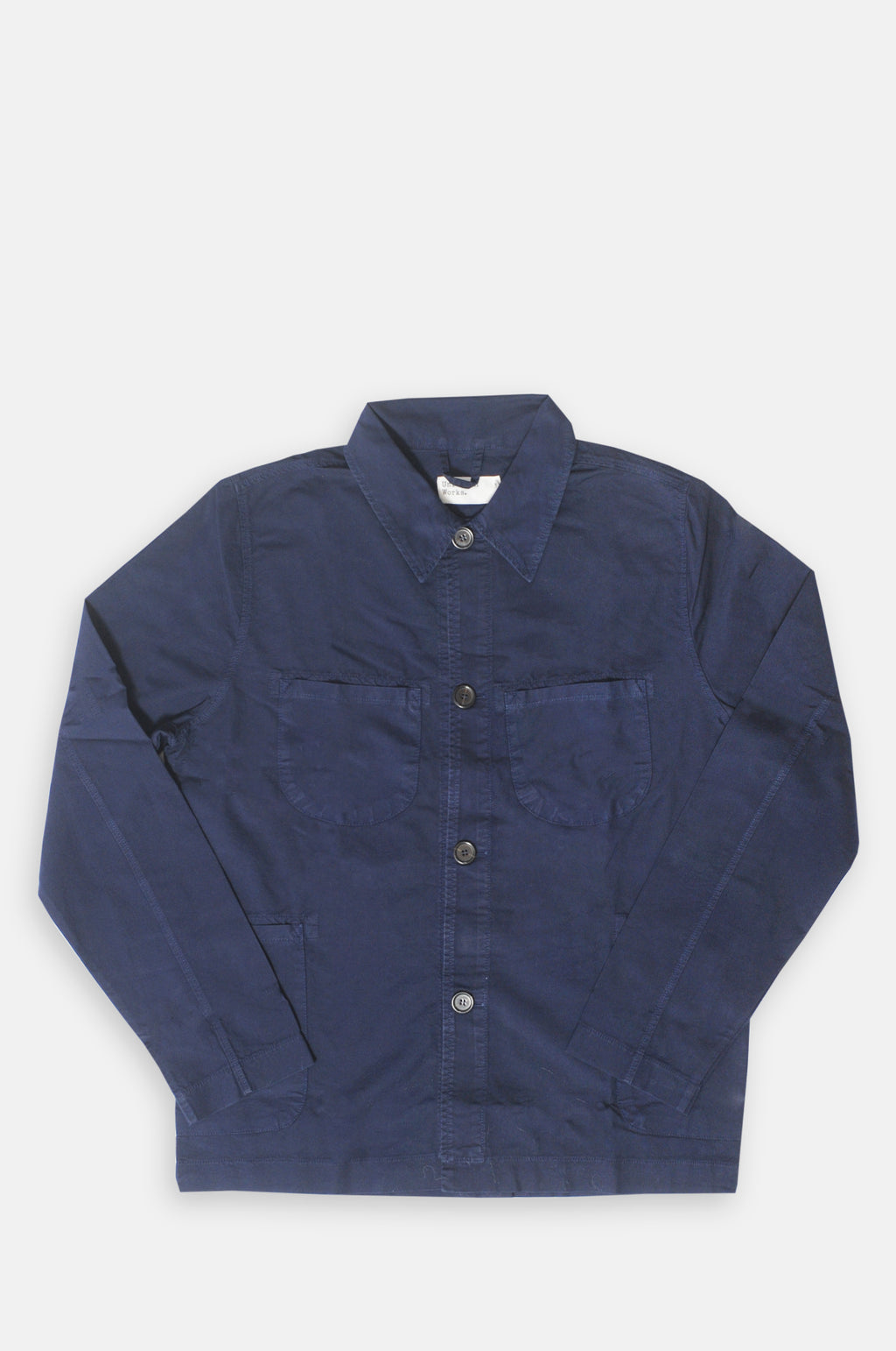 Lumber Jacket in Navy