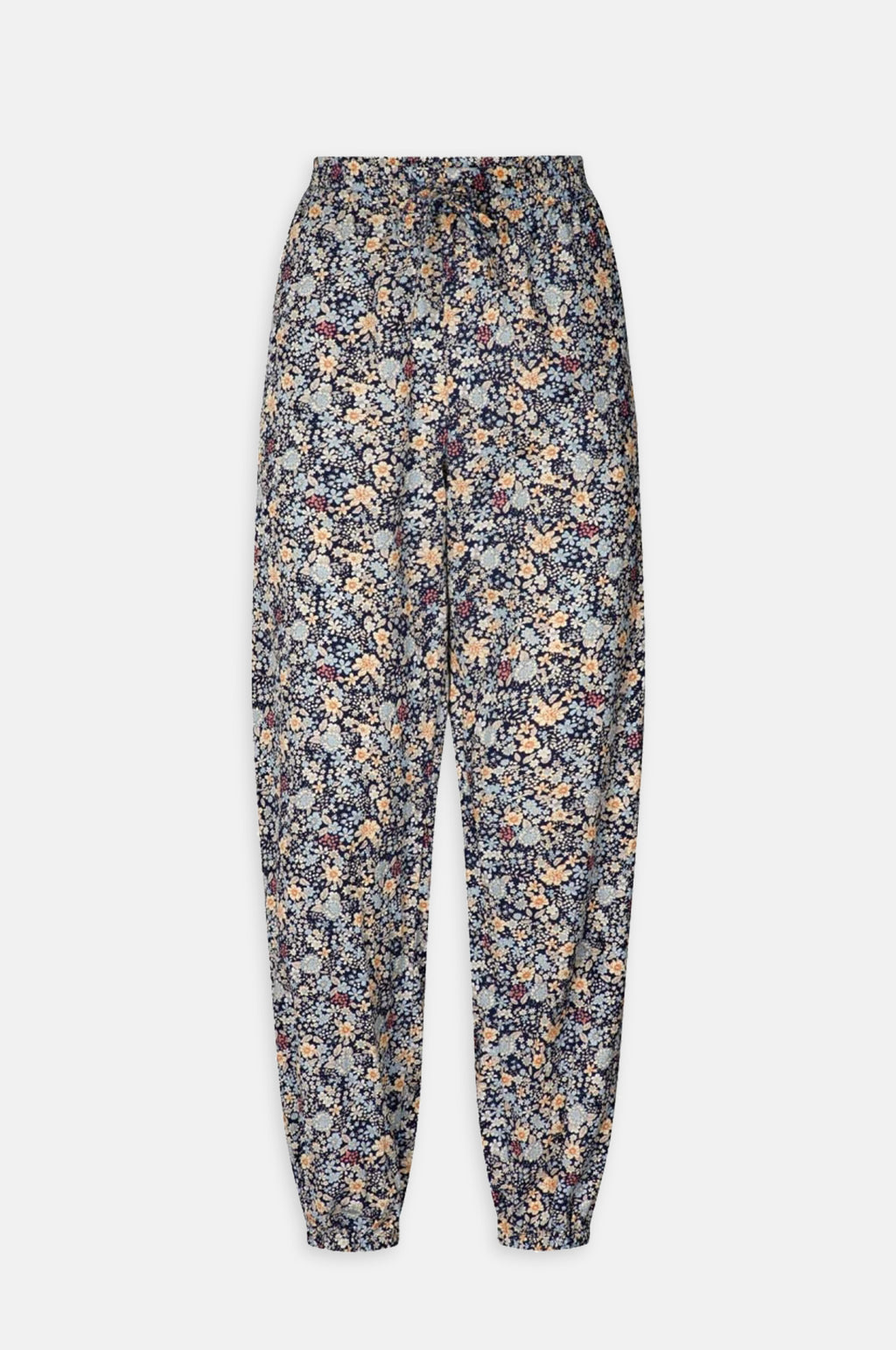 Mona Pants in Dark Navy