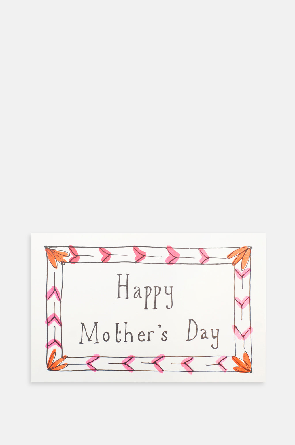 Mothers Day Border Card