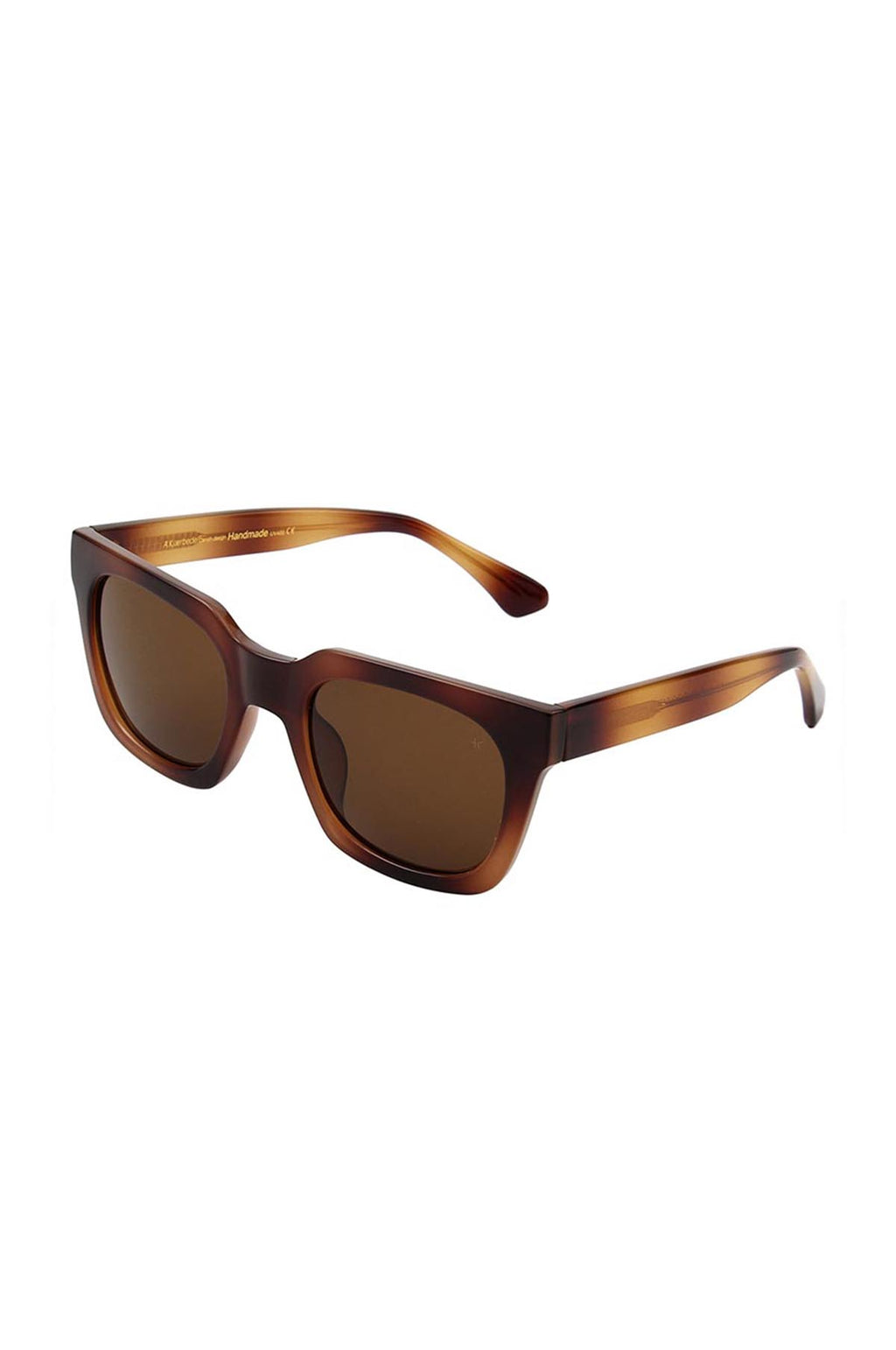 Nancy Sunglasses in Demi Brown