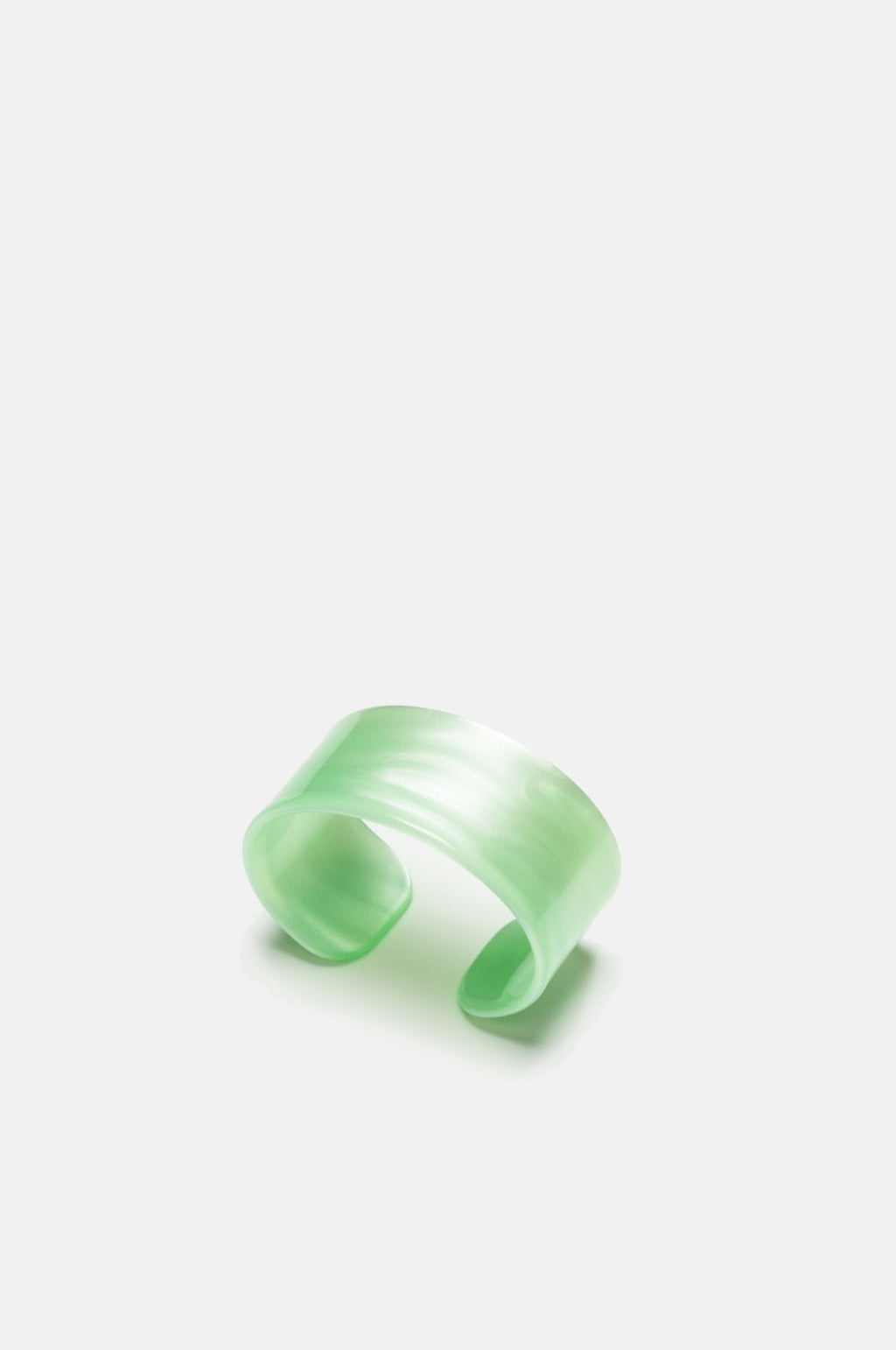 Napkin Ring in Apple Green