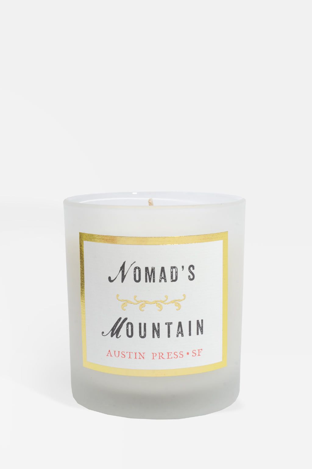 Nomads Mountian Candle
